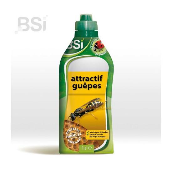 Attractif guepes 1l de BSI -Bio service international - traitement pour plantes dans Guêpes et frelons