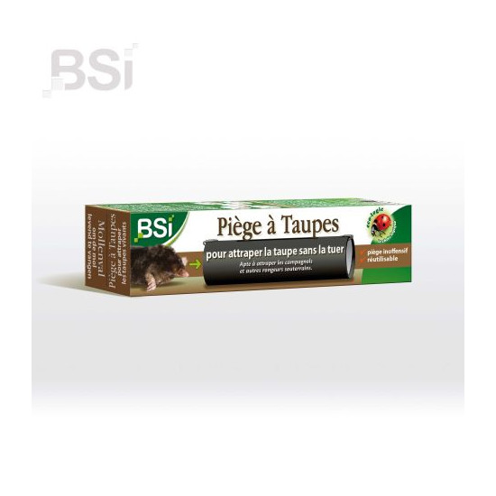 Piege a taupe tube de BSI -Bio service international - traiements des plantes dans Taupe