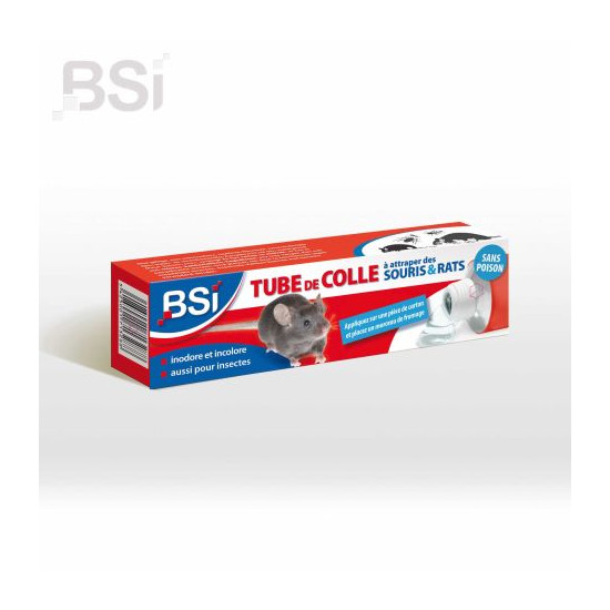 Tube colle souris/rats 135g