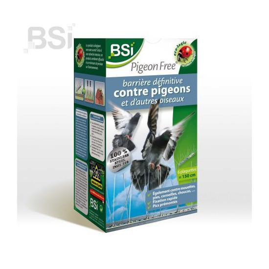 Pigeon-free barr anti pigeons 1.50m