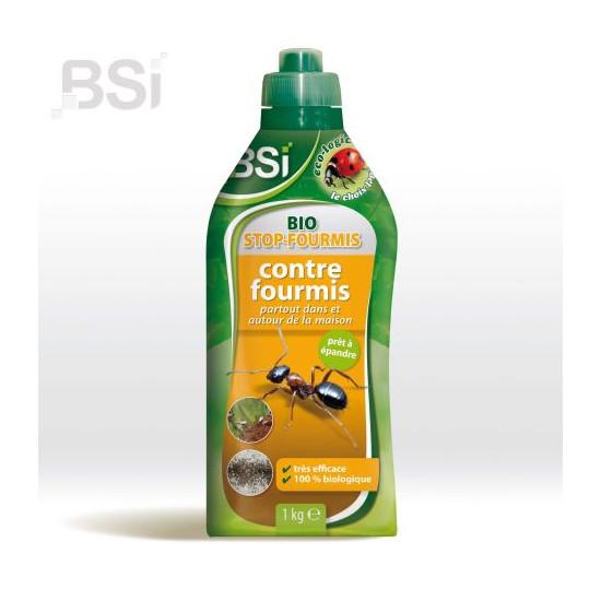 Natura stop-fourmis poudre 1kg de BSI -Bio service international - traiements des plantes dans Insectes volants et rampants