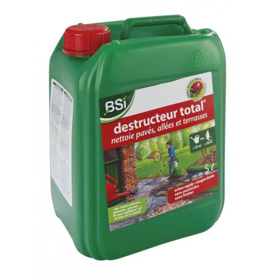 Destructeur total 5l de BSI -Bio service international - traitement pour plantes dans Entretien meubles de jardin