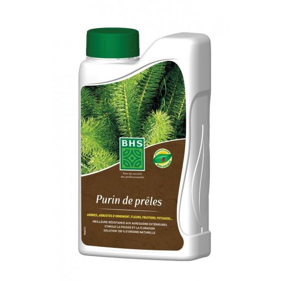 Purin preles 1 l pour 10 l de BHS - Produit pour les plantes dans Purins