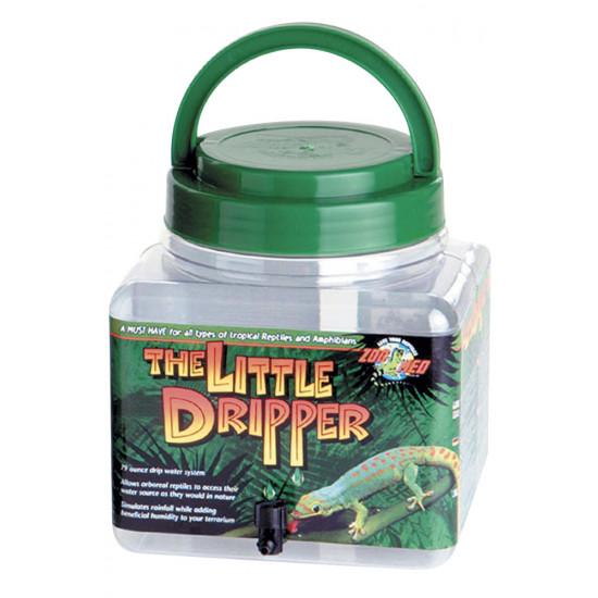 Distrib eau littl drip ld1 de Zoomed - Accessoires reptiles dans Abreuvoir pour reptiles