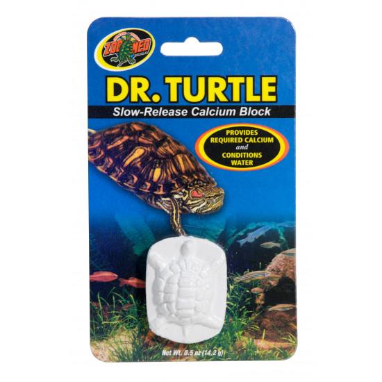 Bloc calcium dr turtl md11 de Zoomed - Accessoires reptiles dans Complement nutritionnels reptiles