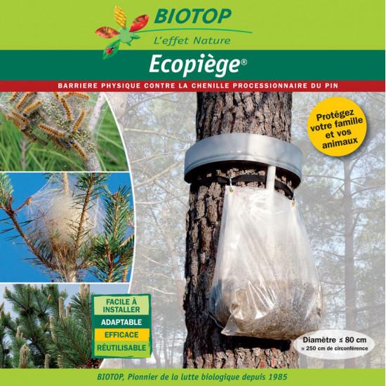 Ecopiege chenille procession d80cm de Biotop - Traitement bio, insectes pour plantes dans Phéromone et nématode