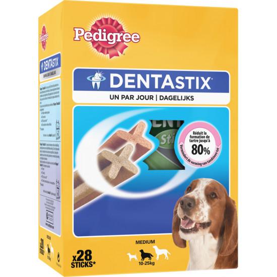 Dentastix /28 m.chien de Pedigree - Pâtée et croquette pour chiens dans Friandises pour chiens