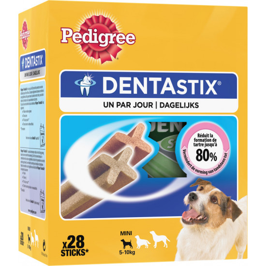 Pedigree dentastix s 28 sticks 440 g de Pedigree - Pâtée et croquette pour chiens dans Friandises pour chiens