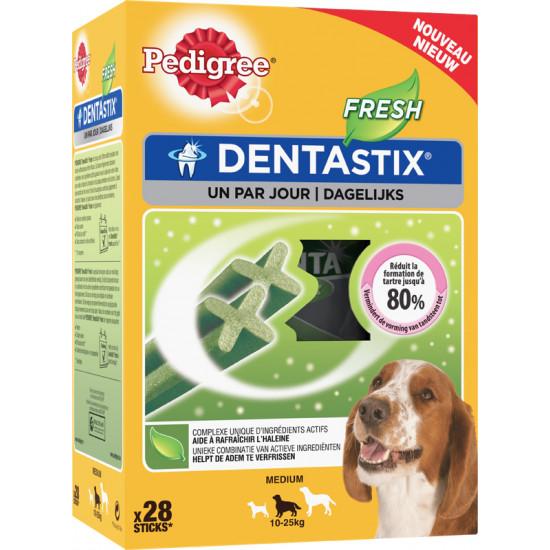Dentastix fresh /28 m.chien de Pedigree - Pâtée et croquette pour chiens dans Friandises pour chiens