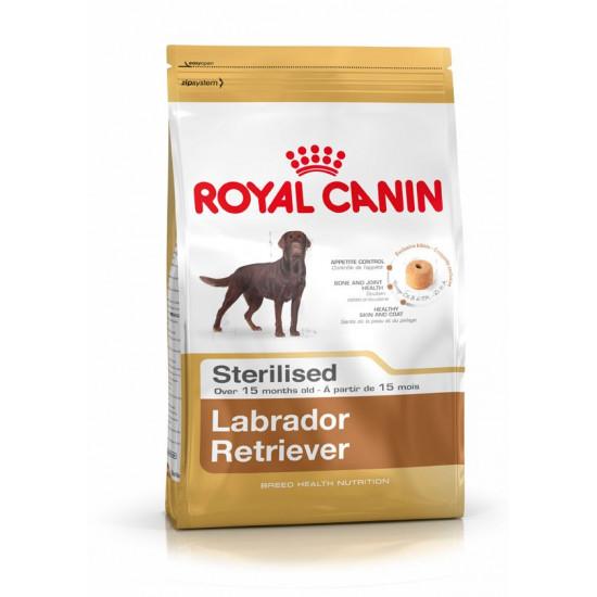 Labrador ret. sterilised 12kg de Royal Canin - Croquette chien et chat dans Royal canin pour chiens