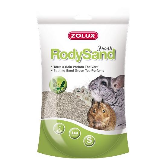 Terre bain r.sand the ver 2l de Zolux - Produit pour animaux dans Hygiene rongeurs