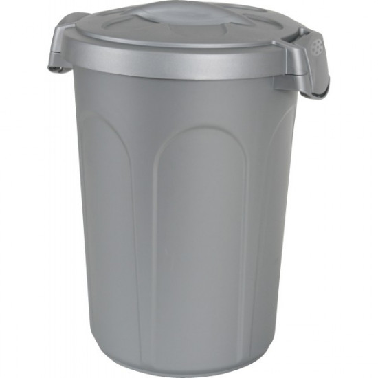 Container Plast 23 L Gris De Zolux Pas Cher Livr De Gironde