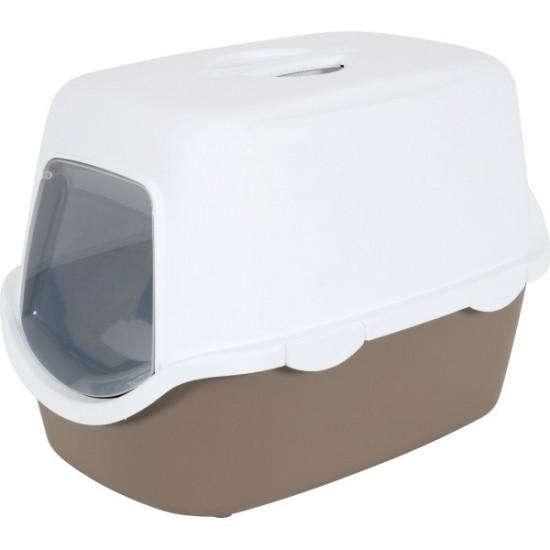 Maison toil cathy filtre taup de Zolux - Produit pour animaux dans Maison de toilette pour chats