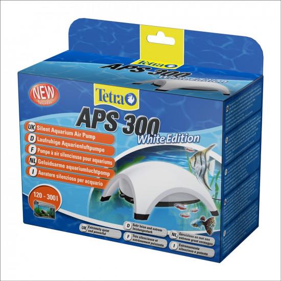 Pompe air tetratec  aps300 blanche