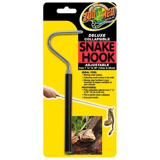 Croch telesc snake hook ta25e