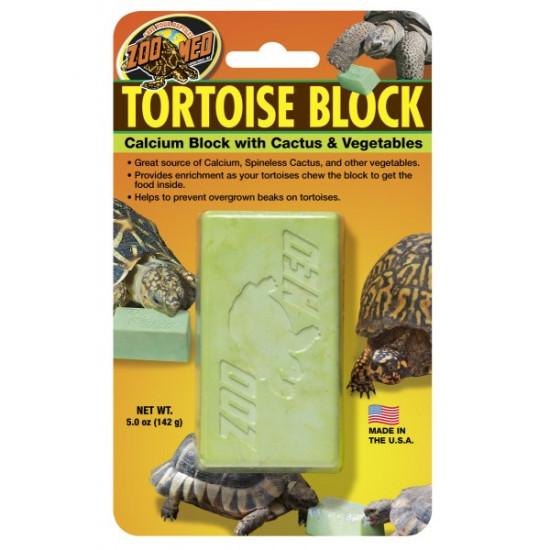 Bloc tort terrestre xxl bb55e de Zoomed - Accessoires reptiles dans Seche et granules