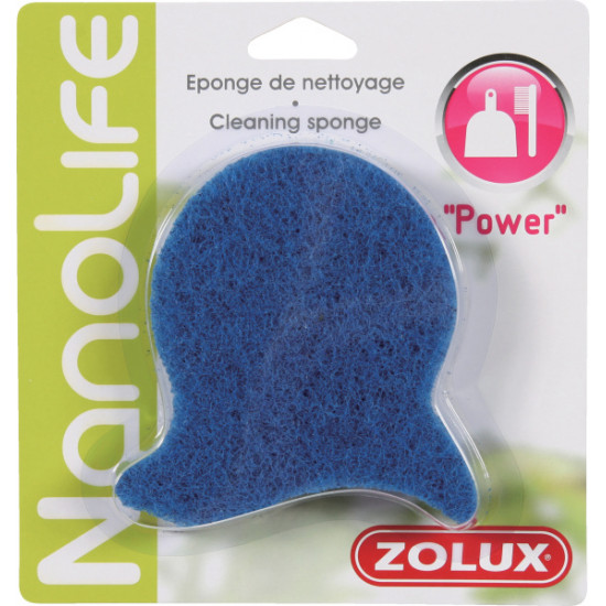 Eponge de nettoyage power de Zolux - Produit pour animaux dans Accessoires d'entretien pour aquariums