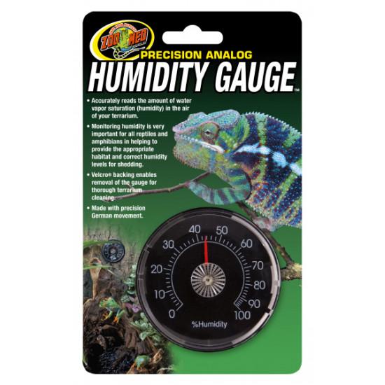 Hygrometre adhesif analogique