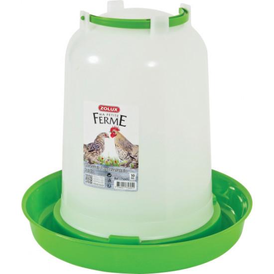 Abreuvoir 10l de Zolux - Produit pour animaux dans Abreuvoirs
