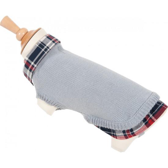 Zzpull chemise t25 gris de Zolux - Produit pour animaux dans Pull et manteau