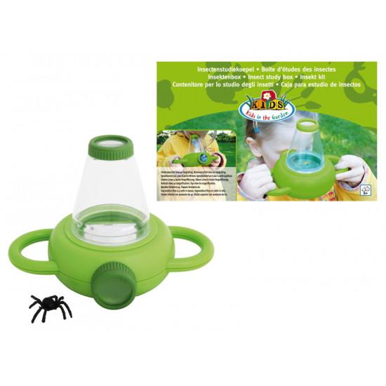Boite etude des insectes de Esschert design - deco maison et jardin dans Abri à insectes