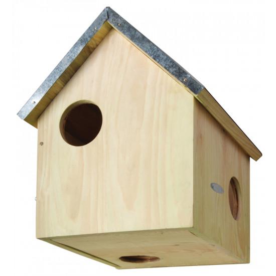 Abri ecureuil de Esschert design - deco maison et jardin dans Maison pour rongeurs