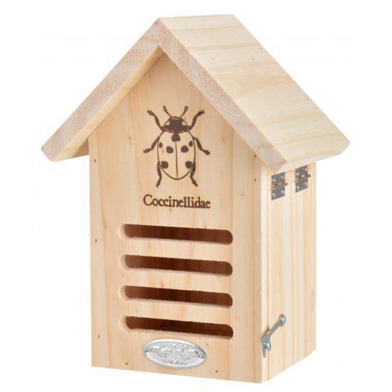 Abri coccinelle silhouette de Esschert design - deco maison et jardin dans Abri à insectes