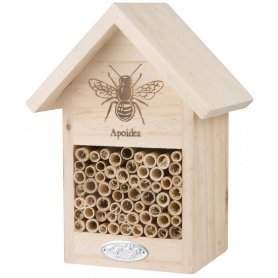Abri abeille silhouette