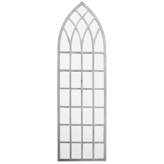 Miroir metal gothique 140cm
