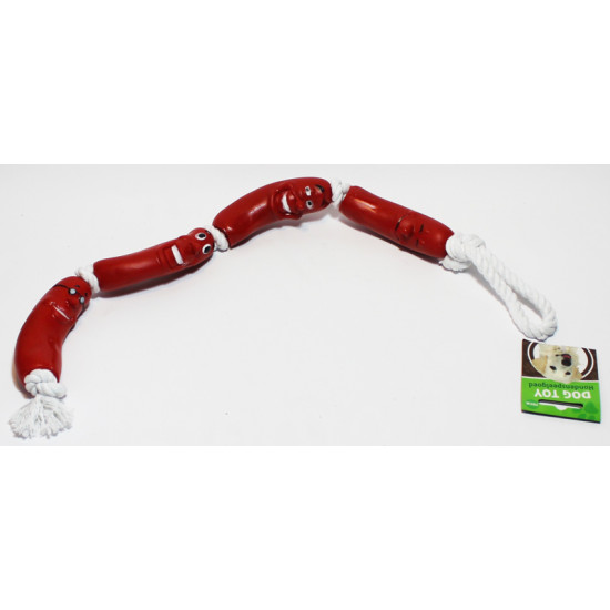 Corde pour chien l70cm 130gr