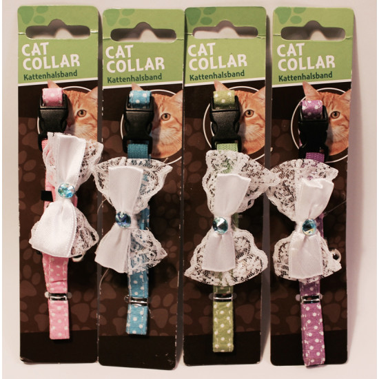 Collier chat 30cm