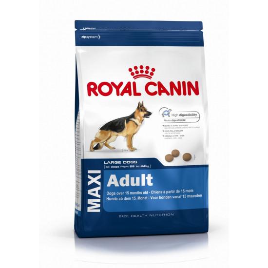 Maxi adult 15kg de Royal Canin - Croquette chien et chat dans Royal canin pour chiens