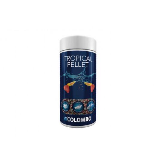 Granules p.tropical 250 ml de Colombo - Produit pour aquariums dans Poissons tropicaux