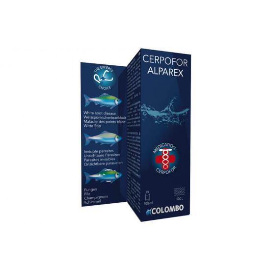 Alparex 100 ml / 500 ltr de Colombo - Produit pour aquariums dans Maladie