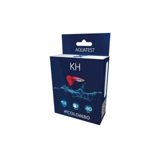 Aqua kh test de Colombo - Produit pour aquariums dans Test de l'eau