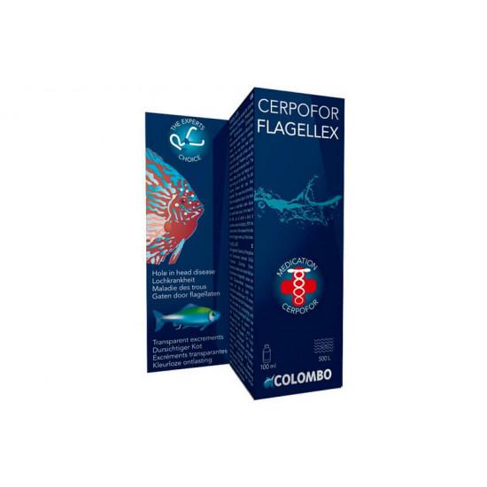 Flagellex 100 ml 500 ltr de colombo produit pour for Produit pour aquarium