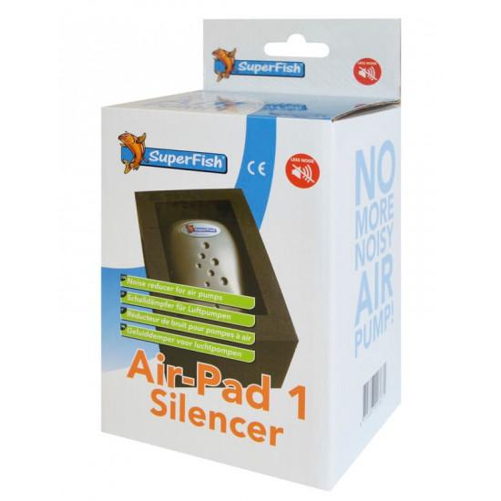 Superfish air pad 1(anti-bruit) de Superfish - Aquadistri - accessoires pour aquarium et bassin dans Pompe à air pour aquariums