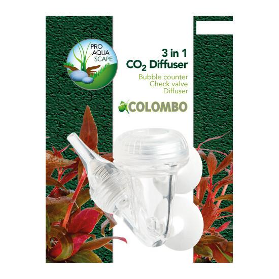 Co2 3-1 diffuseur grande de Colombo - Produit pour aquariums dans Soin des plantes