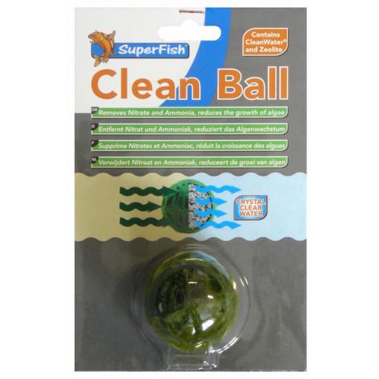 Superfish clean ball de Superfish - Aquadistri - accessoires pour aquarium et bassin dans Accessoires pour aquariums