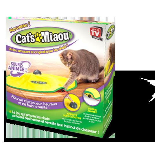 Cat's miaou de Notre sélection dans Jouets pour chats