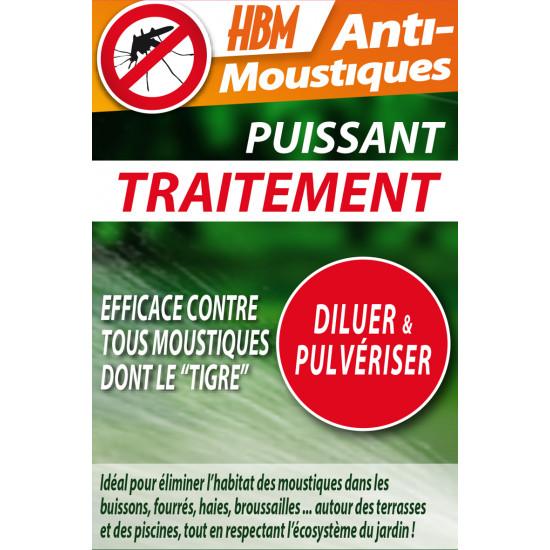 Traitement anti-moustiques 50ml