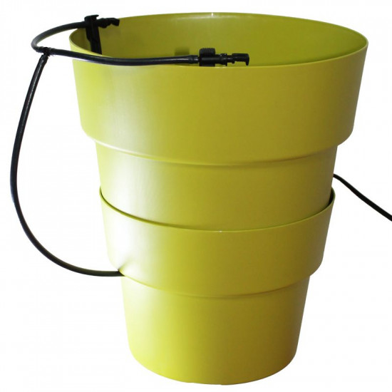 Pot hydroponie hydro+ vert