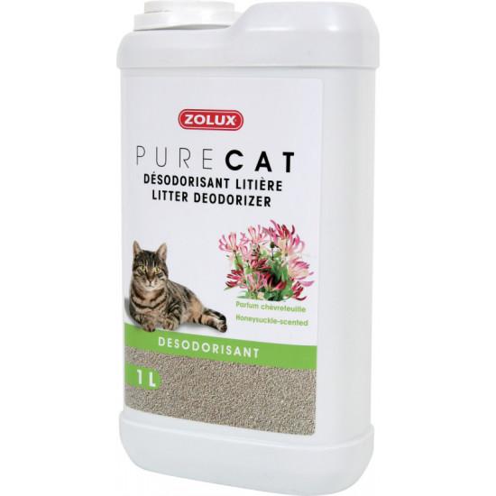 Deso. litiere chevref. 1 litre de Zolux - Produit pour animaux dans Hygiene pour chats