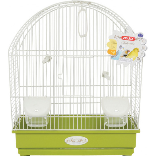 Cage arabesque salomee 40 olive