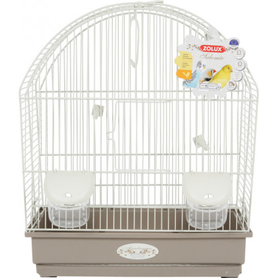 Cage arabesque salomee 40 taupe