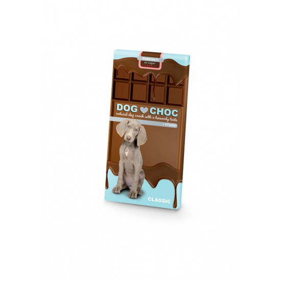 Dog choc classic 100 gr