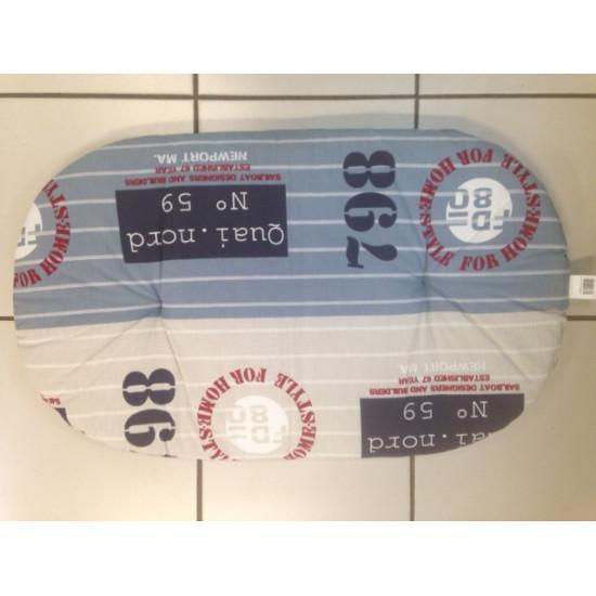 Coussin ovale 100 cm 3cm de Tyrol - Produit pour chiens dans Paniere et coussin pour chiens