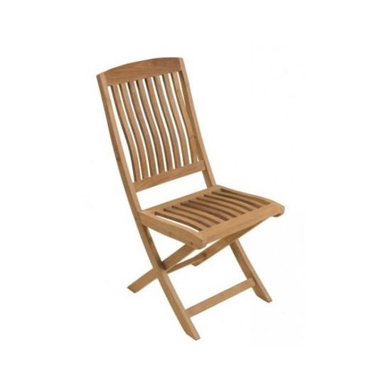 Chaise rias en teck de Proloisirs - Océo - table et fauteuil et mobilier de jardin dans Chaise