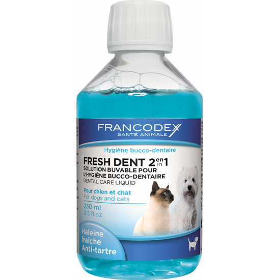 Fresh dent cn et ct 250ml
