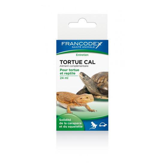 Tortue cal 24ml de Francodex - anti puce et soin pour chien et chat dans Soin pour reptiles